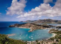 le coste di Antigua