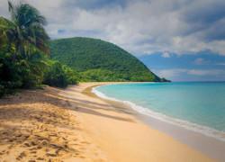 Spiagge e giungla in Guadalupa