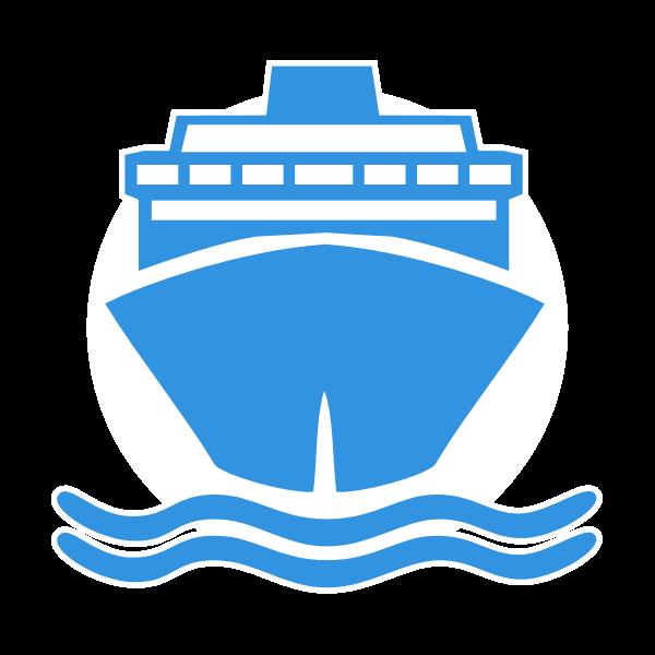 Icona di traghetto