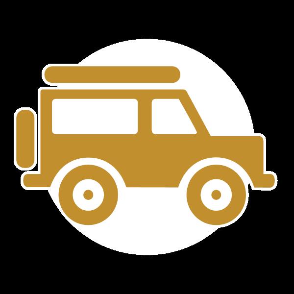 Icona di jeep