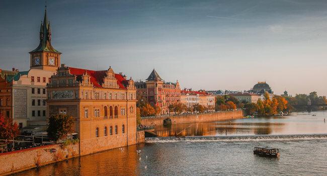 Praga e la Moldova